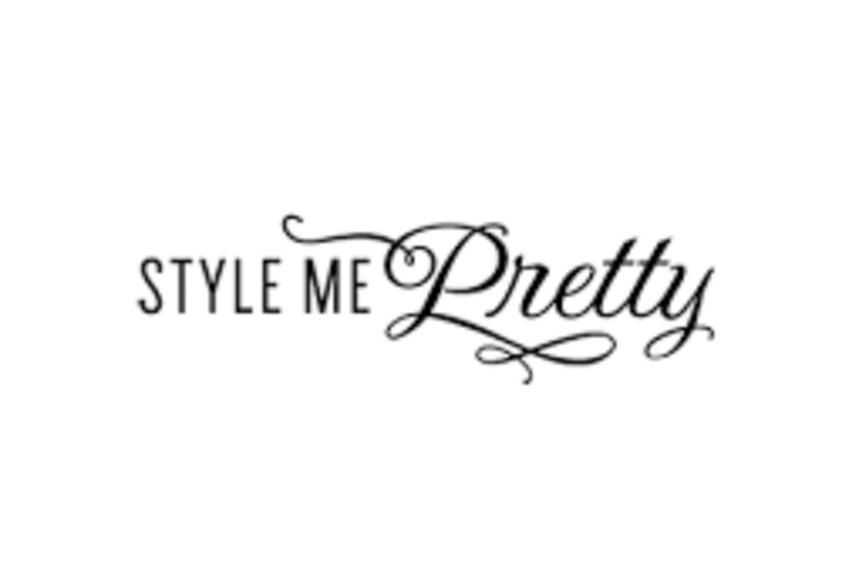 Style Me Pretty Logo wedding