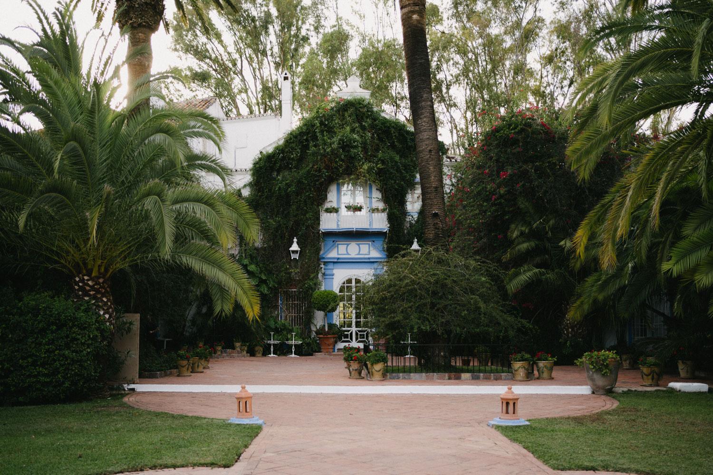 House wedding venue Finca La Concepcion Marbella