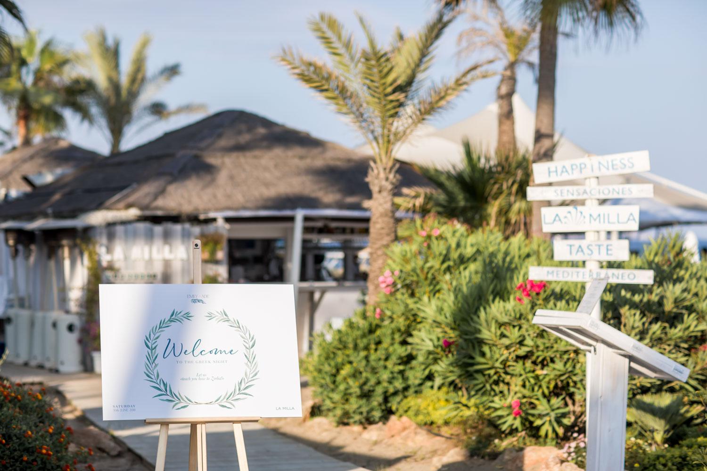 Social event at La Milla Marbella