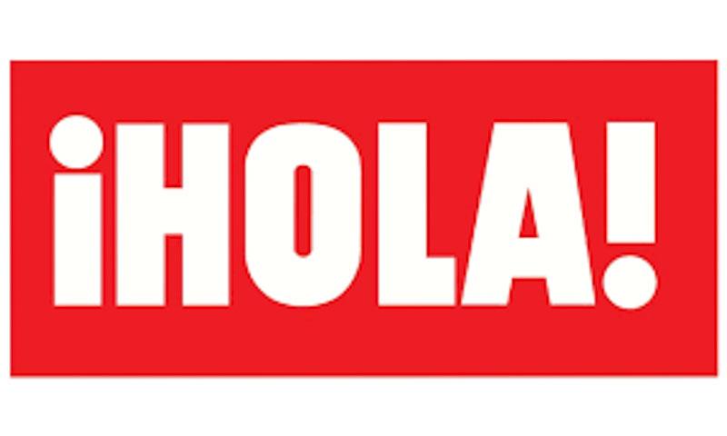 ¡Hola! logo weddings Spain